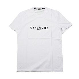 GIVENCHY ジバンシィ メンズ スリムホワイト半袖Tシャツ イタリア正規品 新品