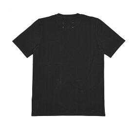 MAISON MARGIELA メゾン マルジェラ ブラック半袖Tシャツ S50GC0622 S22533 900 イタリア正規品 新品
