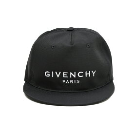 GIVENCHY ジバンシィ メンズ ブラックロゴキャップ 帽子 BPZ001 イタリア正規品 新品