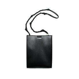 JIL SANDER ジルサンダー TANGLE SMALL TOTE BAG ブラックショルダーバッグ 鞄 イタリア正規品 JSPP850173 新品