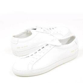 Common Projects コモン プロジェクト メンズ Achilles Low ホワイトスニーカー 靴 イタリア正規品  新品