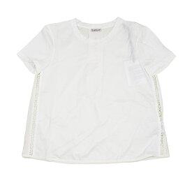 MONCLER モンクレール フレア半袖Tシャツ レディース イタリア正規品 8064100 8390X 新品