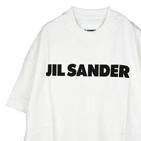 JIL SANDER ジルサンダー ロゴTシャツ JSMS707045 イタリア正規品 新品