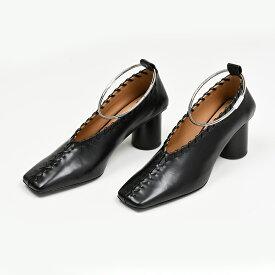 JIL SANDER ジルサンダー リングパンプス 靴 イタリア正規品 JS33034A 11030 新品