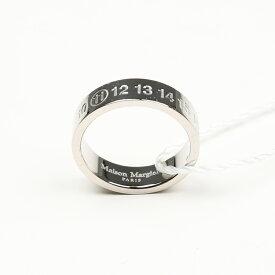 MAISON MARGIELA メゾン マルジェラ シルバーリング 指輪 SM1UQ0024 S12715 951 イタリア正規品 新品