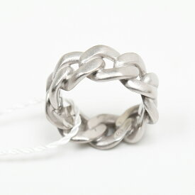 MAISON MARGIELA メゾン マルジェラ シルバーリング 指輪 SM1UQ0013 S12694 イタリア正規品 新品