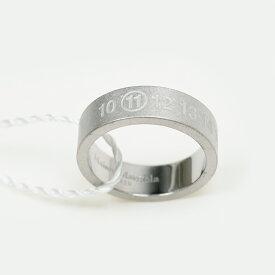 MAISON MARGIELA メゾン マルジェラ アンティークシルバーリング 指輪 SM1UQ0014 S12715 961 イタリア正規品 新品