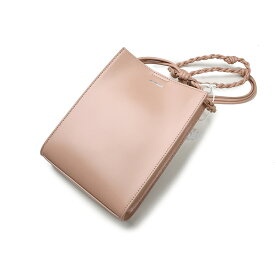JIL SANDER ジルサンダー TANGLE SMALL TOTE BAG ピンクショルダーバッグ 鞄 イタリア正規品 新品