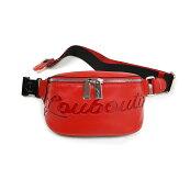 CHRISTIANLOUBOUTINクリスチャンルブタンMARIEJANEレッドベルトバッグ鞄イタリア正規品3195254R297新品