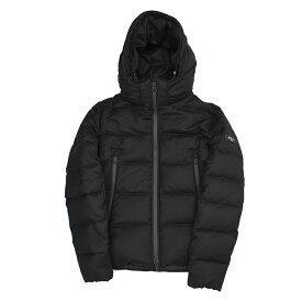 TATRAS タトラス メンズ AGORDO アゴルド ブラックウールダウンジャケット イタリア正規品 MTKE20A4148 新品