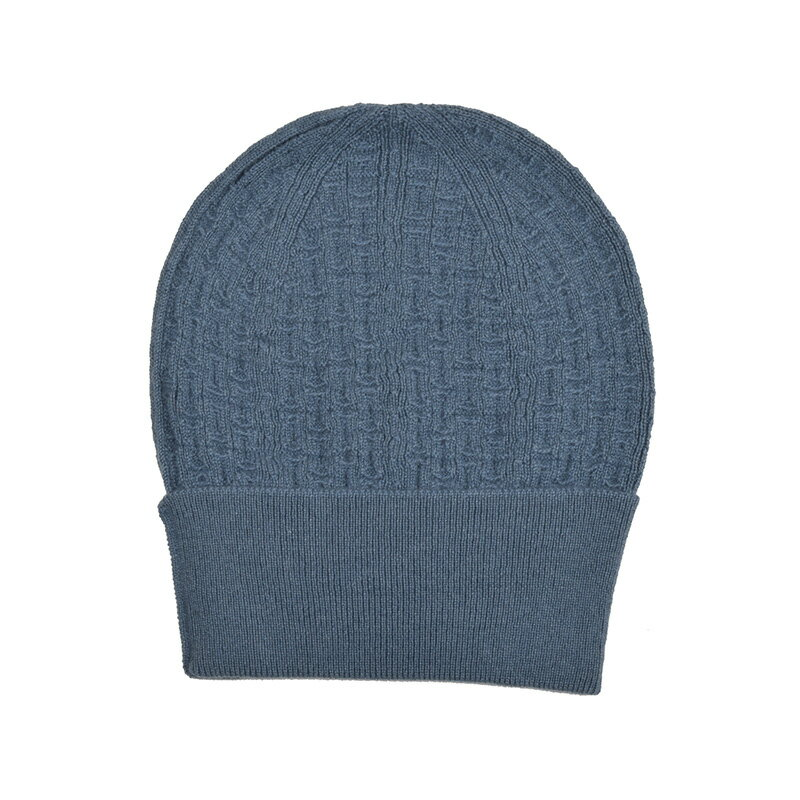 DOLCE&GABBANA ドルチェ&ガッバーナ ドルガバ ブルーカシミヤニットキャップ 帽子 イタリア正規品 GGH06K F31B6 B6415 【sybp】 20P05Dec15 新品