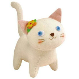 オリムパス おしゃまな子猫 (シロ) PA-452 手芸キット ぬいぐるみキット 手作りキット