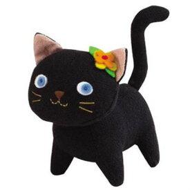 オリムパス おしゃまな子猫 (クロ) PA-451 ぬいぐるみキット 手芸キット 手作りキット