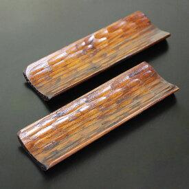 おしぼり受け おしぼり トレー トレイ 亀甲 漆塗り 5個 木製 漆器 おしぼり置き