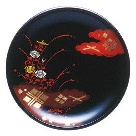 【ポイント5倍】 盛皿 秀衡塗 木製 漆器 漆塗り 盛器 ひでひら 飾り皿