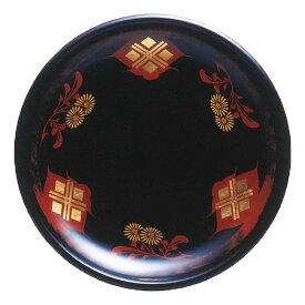 【ポイント5倍】 盛皿 秀衡塗 菊 木製 漆器 漆塗り 盛器 ひでひら 飾り皿