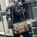 【ss】 ショルダーバッグ メンズ ショルダーバック キャンバス bag084