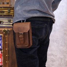 シザーバッグ ウエストポーチ サコッシュバッグ メンズ レディース レザー ウエストバッグ シザーケース ミニ ポーチ 小さめ 旅行 バッグ vd2