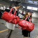 【ss】 ボストンバッグ メンズ レディース 大きめ ショルダーバッグ ゴルフバッグ ジムバッグ 防災バッグ 軽量 全2色 bag052