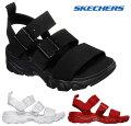 スケッチャーズSKECHERS32998DLITES2.0COOLCOSMOSスポーツサンダルレディース婦人BBKWHTRED靴