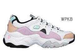 スケッチャーズ12955SKECHERSD'LITES3.0-ZENWAYスニーカーレディース婦人厚底WPKBBKW靴