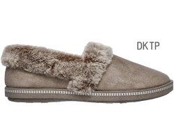 スケッチャーズ32777SKECHERSCOZYクロッグサンダルフラットシューズスリッポンレディース婦人BLKCSNTDKTP靴