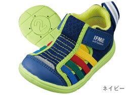 送料無料 イフミー IFME 7017 ウォーターシューズ ベビーサンダル 赤ちゃん 子供 子ども こども ネイビー ピンク イエロー グリーン セール SALE 靴