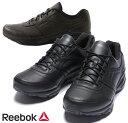 リーボック Reebok M48150 M48149 WALK RAINWALKER DMXMAX ウォーキングシューズ スニーカー メンズ 紳士 幅広 ブラック/グラベル ダークブラウン/ブラック 靴