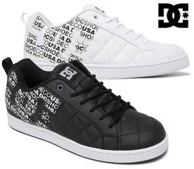送料無料 [沖縄、離島除く] DC SHOES DM204028 ALLIANCE SE SN アライアンス ローカット スニーカー メンズ 紳士 靴 BLW ブラック/ホワイト WHB ホワイト/ブラック
