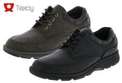 テクシーTM-3008TM3008メンズカジュアルシューズビジネスシューズ紳士靴防水防滑雪3Eブラックセピア3008