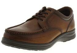 アシックス商事asicstradingIL-130HiteLuckウォーキングシューズメンズ紳士ブラックブラウン靴