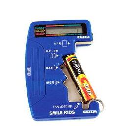 デジタル電池チェッカー2 電池残量チェッカー 電池計測チェッカー メール便 送料無料