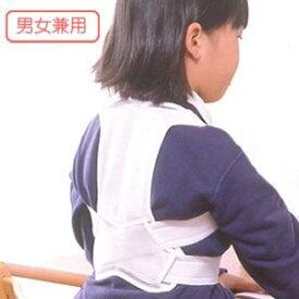 姿勢矯正ベルト (子供用) 猫背矯正ベルト 背筋矯正ベルト 日本製 メール便 送料無料