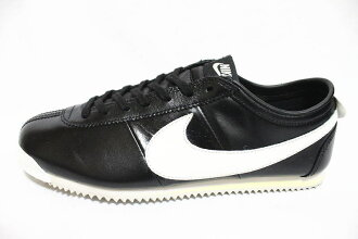 san francisco 1e296 0d890 487,777-014 NIKE CORTEZ CLASSIC OG LEATHER black and white ナイキコルテッツクラシック
