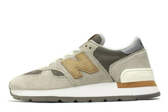 new balance M990 CBL J.CREW MADE IN U.S.A. 新平衡杰克汤汁美国制造