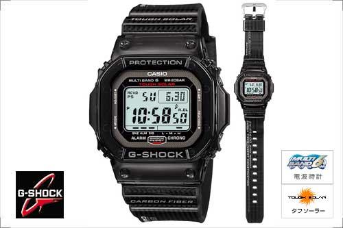 カシオ G-SHOCK【RM Series(アールエムシリーズ)】電波ソーラー GW-S5600-1JF