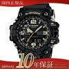 카시오 G쇼크 GWG-1000-1 AJF 손목시계 매드 마스터 블랙 전파 솔러