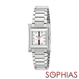 6eeb18c1a853 グッチ 腕時計 YA111503 GUCCI シルバー ダイヤ レディース 【長期保証8年付】
