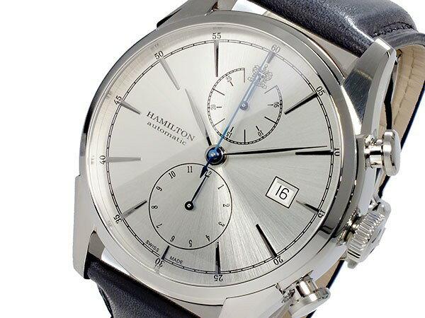 HAMILTON ハミルトン H32416781 スピリットオブリバティ Spirit of Liberty 自動巻き メンズ クロノグラフ 腕時計 【長期保証3年付】