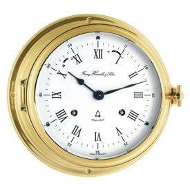 【正規輸入品】ドイツ ヘルムレ HERMLE 35065-000132 機械式 船舶時計 防水 ゴールド [送料区分(大)]