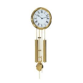 【正規輸入品】ドイツ ヘルムレ HERMLE 60992-002214 機械式掛け時計 真鍮 [送料区分(大)]