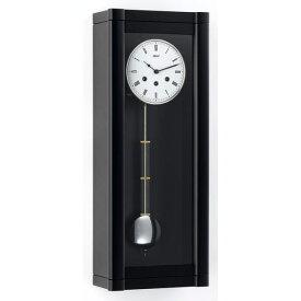 【正規輸入品】ドイツ ヘルムレ HERMLE 70963-740141 機械式掛け時計 ブラック [送料別途お見積り][送料区分(大)]