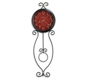 【正規輸入品】 アメリカ ハワードミラー 625-392 HOWARD MILLER ADDISON クオーツ式掛け時計 [送料区分(大)]