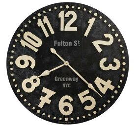 【正規輸入品】 アメリカ ハワードミラー 625-557 HOWARD MILLER FULTON STREET クオーツ式掛け時計 [送料区分(大)]