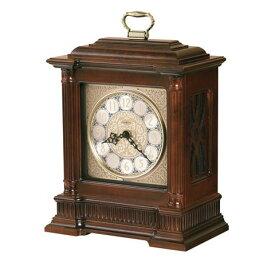 【正規輸入品】 アメリカ ハワードミラー 635-125 HOWARD MILLER AKRON クオーツ置き時計 [送料区分(大)]