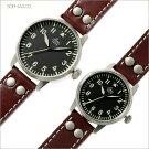 【ペアウォッチ】【5年長期保証付き】ラコLaco腕時計パイロット21系自動巻シリーズ861688アウグスブルグ/861798オオサカ[WAT27]