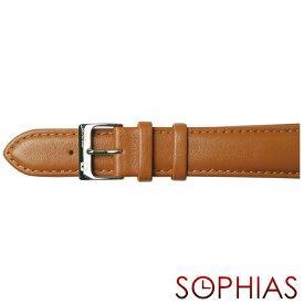 スイスミリタリー 純正 腕時計 替えベルト プリモ ブラウン レザー メンズ 20mm幅