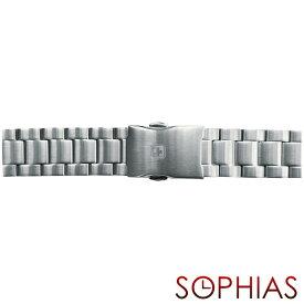 スイスミリタリー 純正 腕時計 替えベルト ネプチューン ダイバー メタル 22mm幅