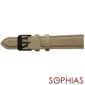 スイスミリタリー 純正 腕時計 替えベルト クラシック テキスタイル カーキ 18mm幅