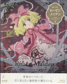 ローゼンメイデン 6【SORA/Blu-ray/アニメ/TVシリーズ/新品】【RCP】【スーパーセール限定 半額】